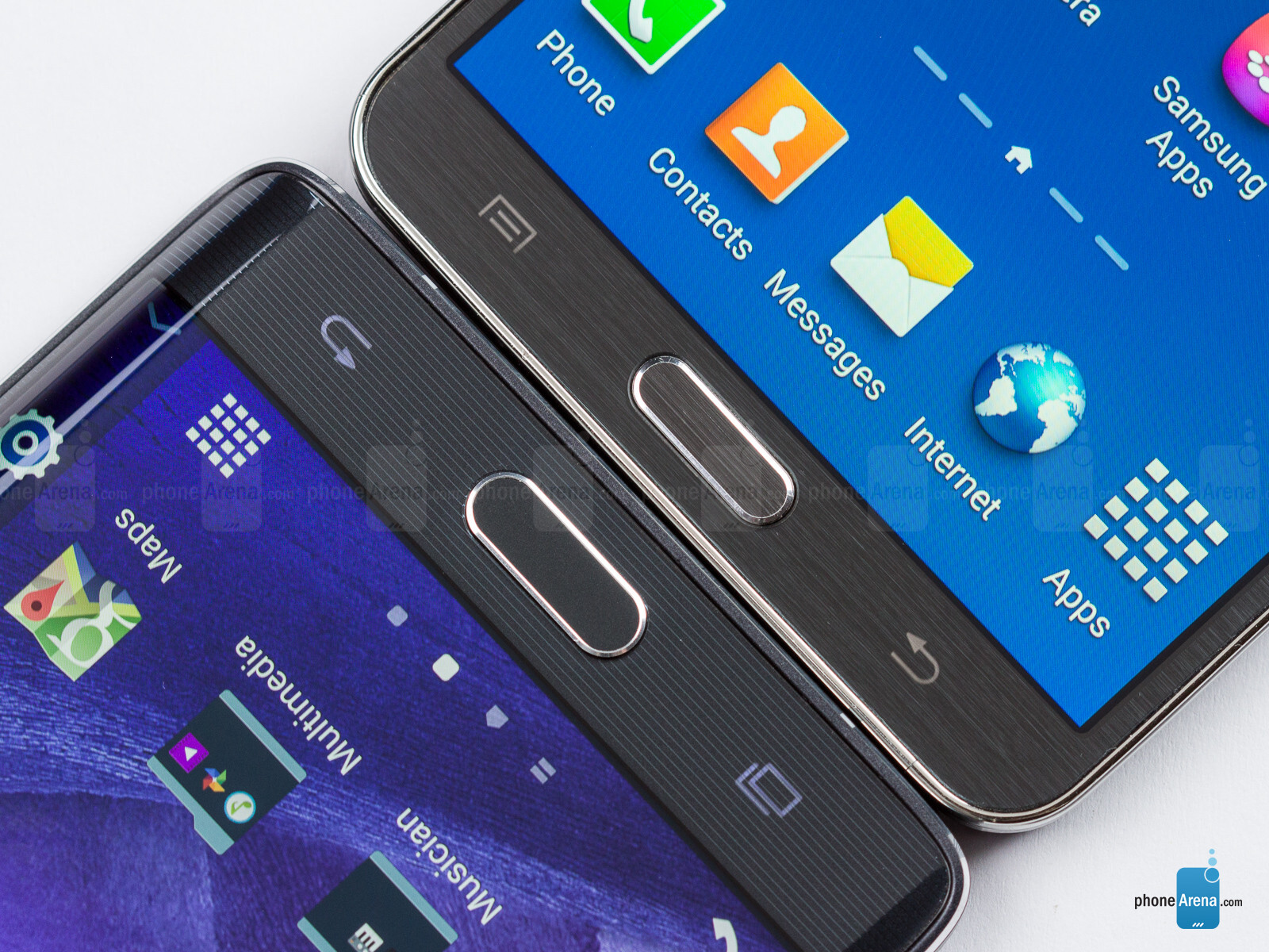 Samsung Galaxy Note Edge vs Samsung Galaxy Note 3