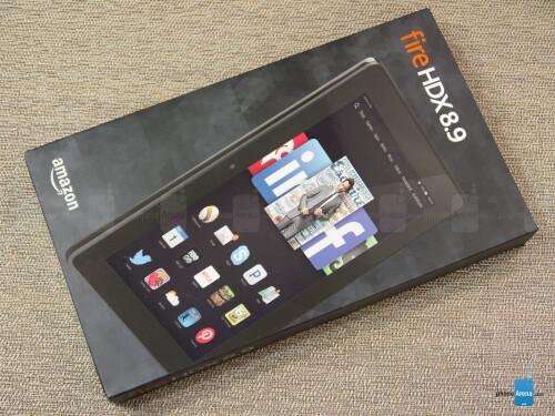 Amazon Fire HDX 8.9 Review