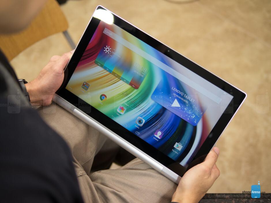 Lenovo YOGA Tablet 2 Pro Review
