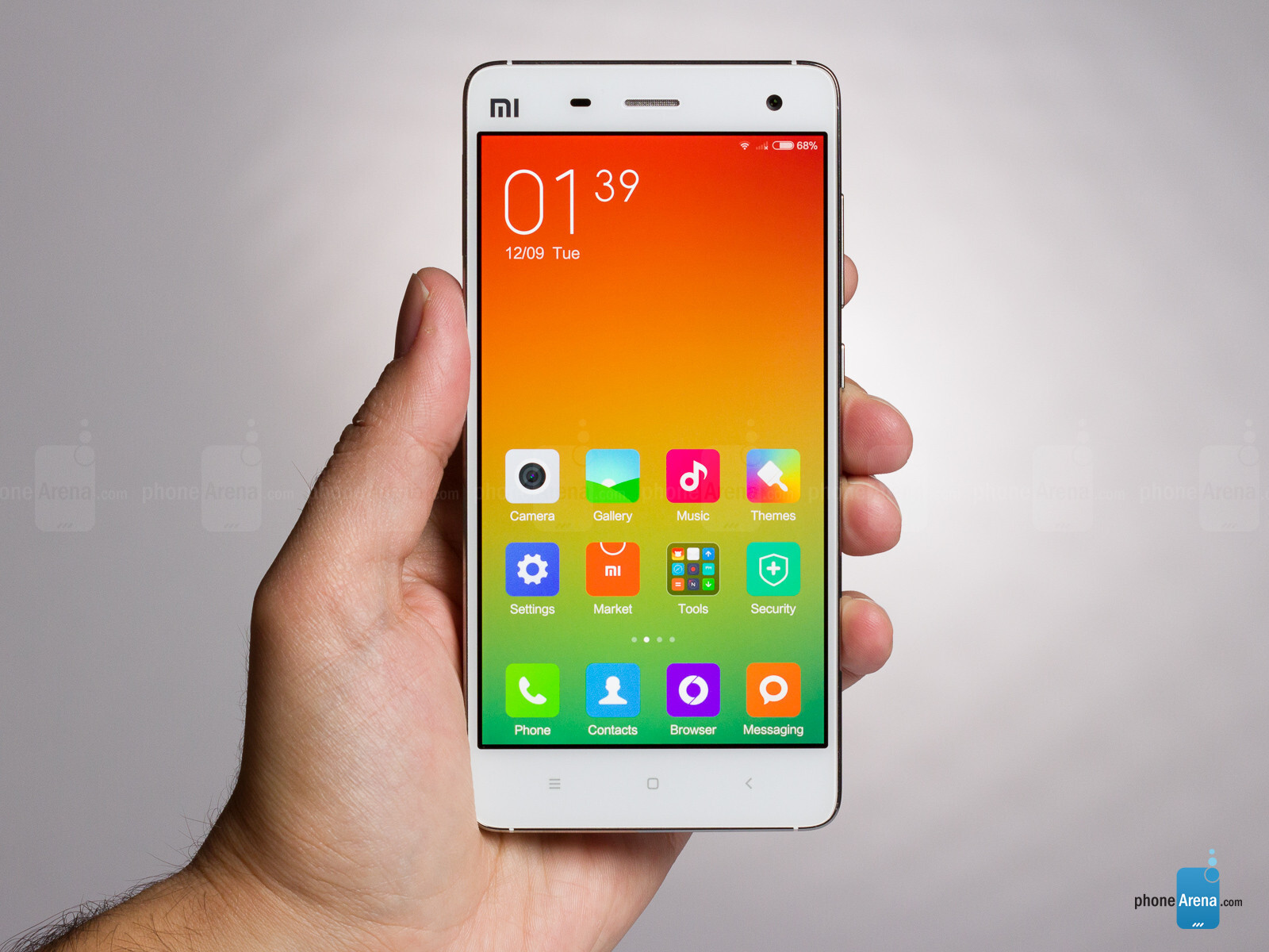 c6a3edb0839fa Xiaomi Mi 4 Review - PhoneArena