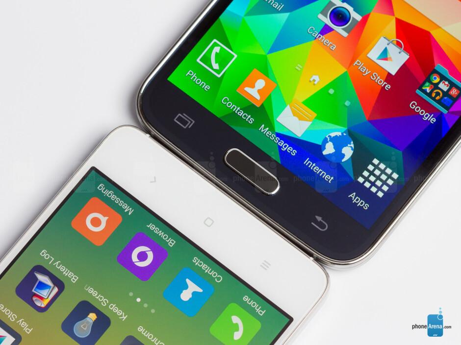 Xiaomi Mi 4 vs Samsung Galaxy S5