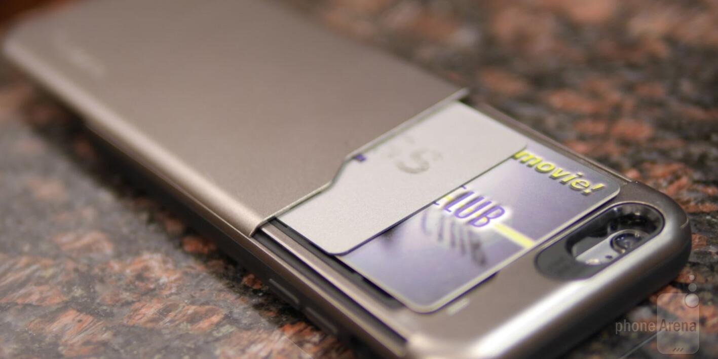 timeless design 1e31d a44e6 Spigen Slim Armor CS Case for Apple iPhone 6 Review - PhoneArena