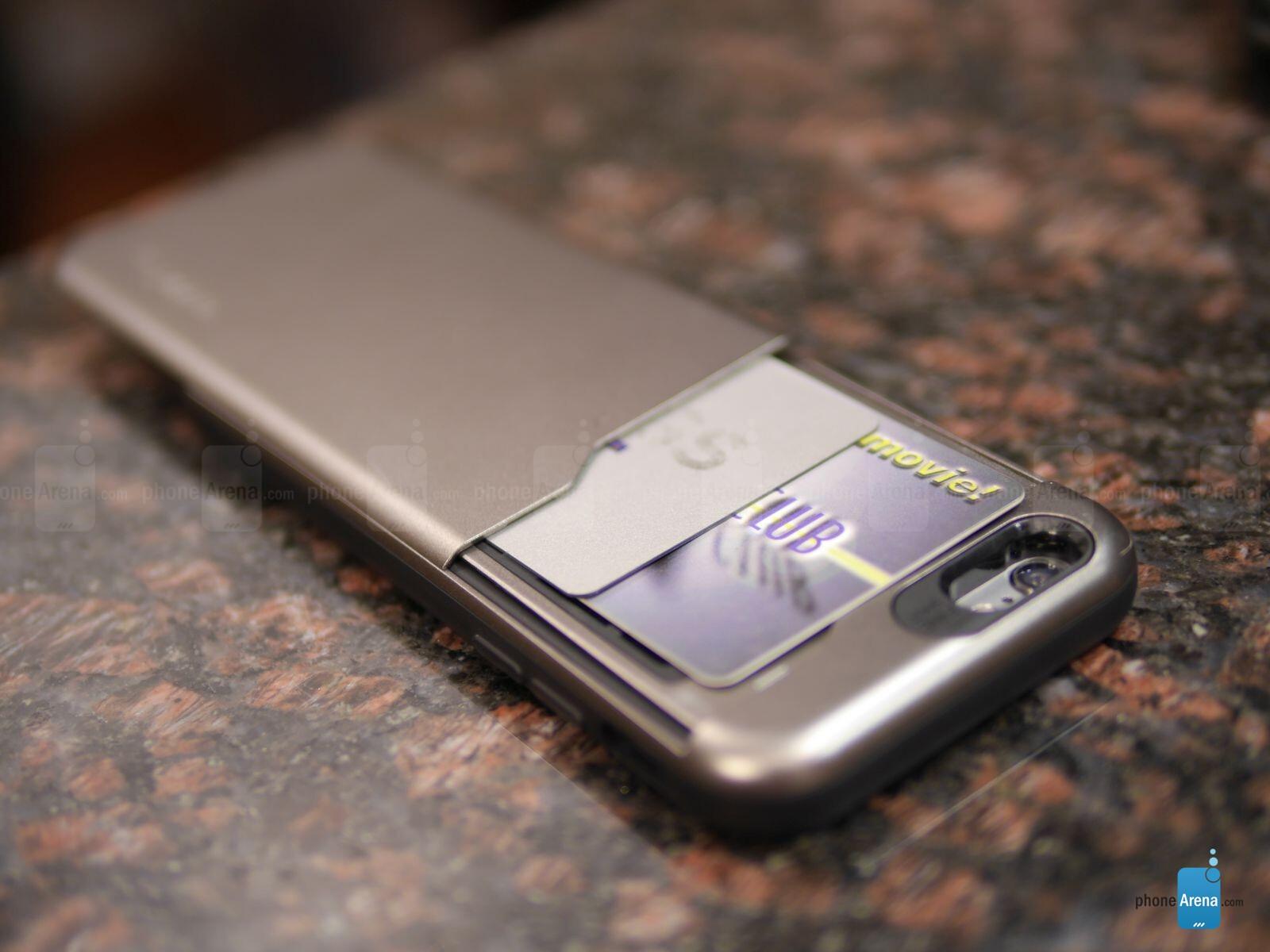 Spigen Slim Armor Cs Iphone  Review