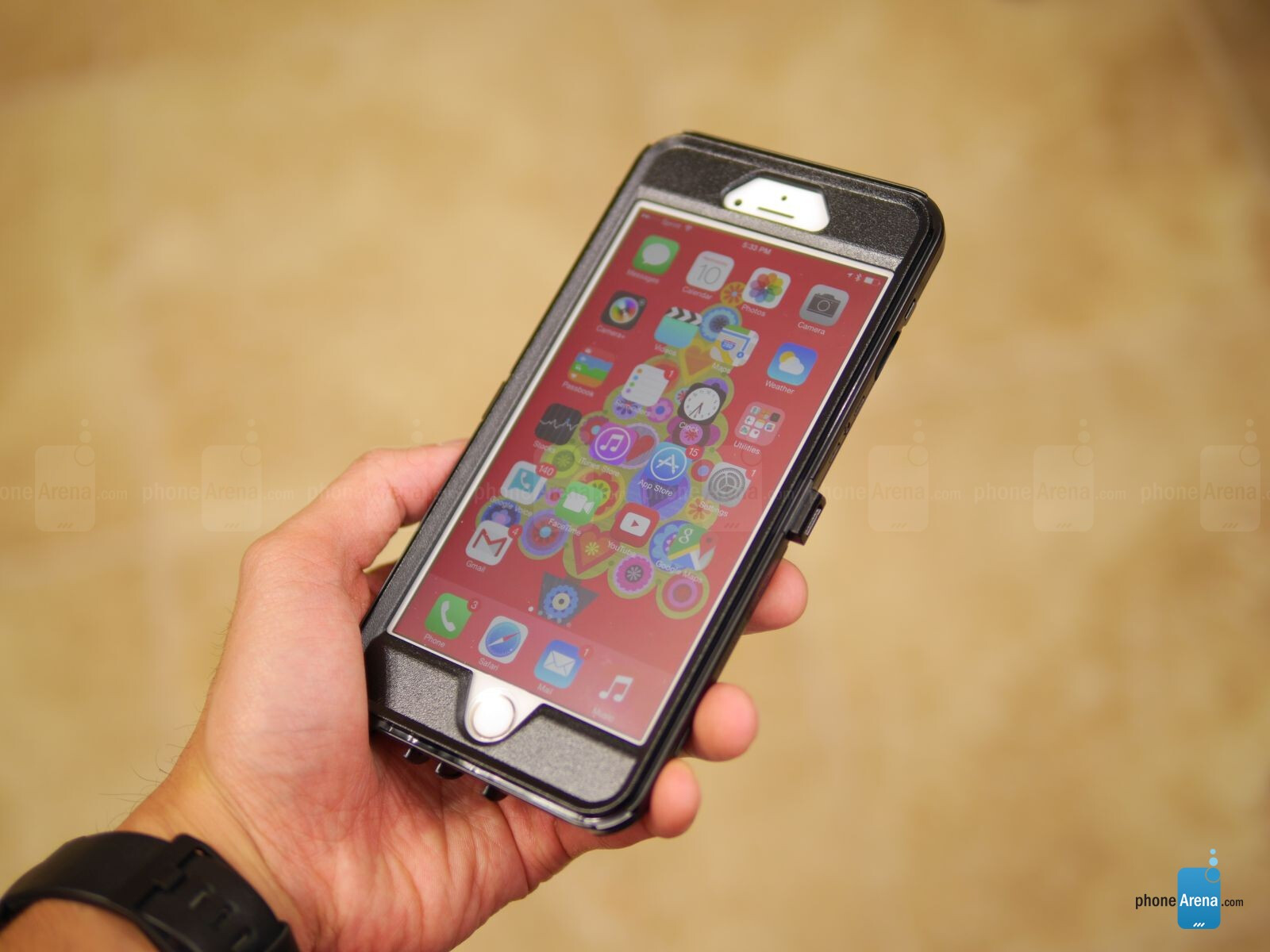 Otterbox Defender Iphone  Plus Review