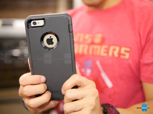 huge selection of 81f30 553c1 Otterbox Defender Series Case for Apple iPhone 6 Plus Review ...