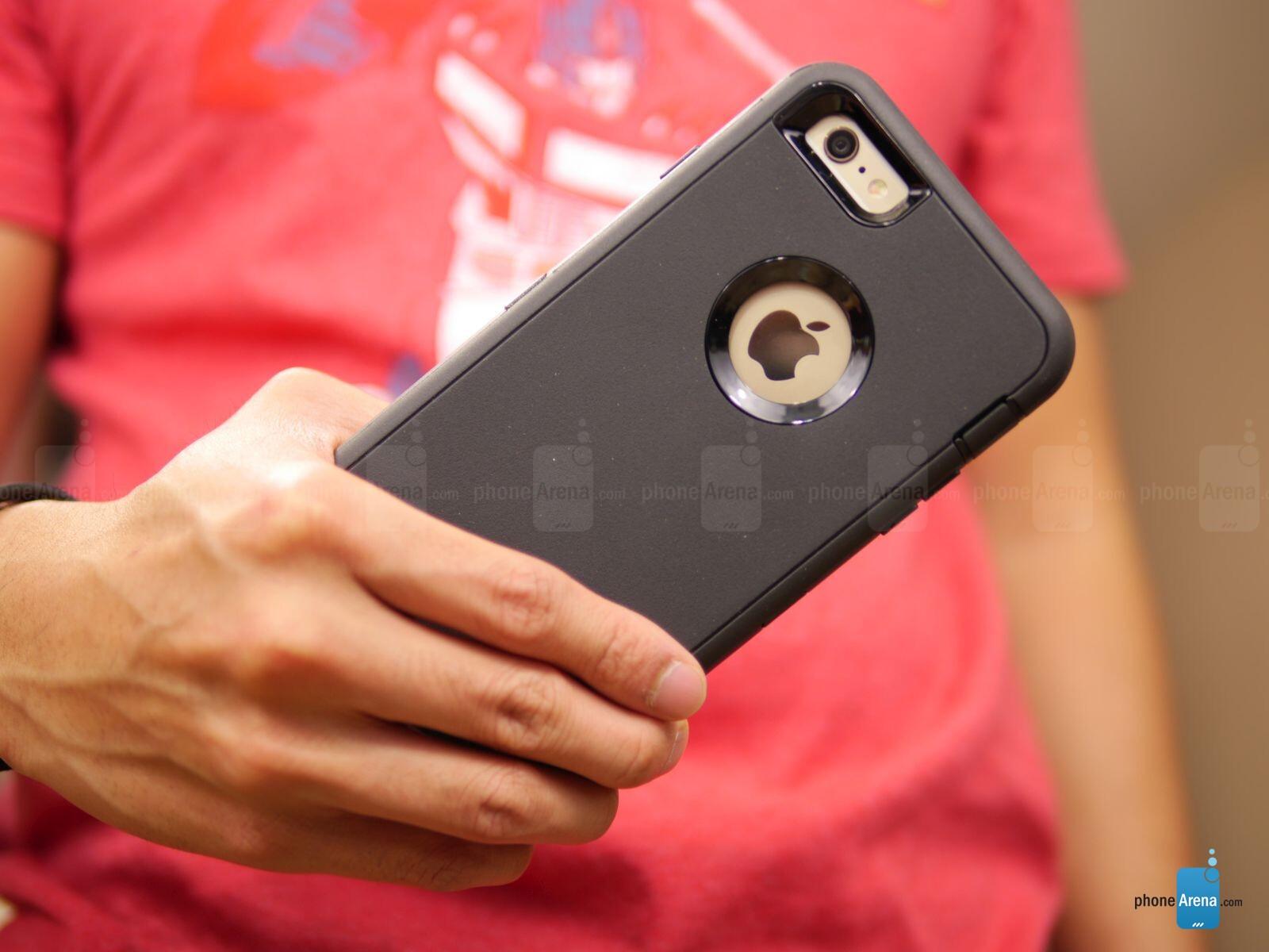 Oneplus 2 vs apple iphone 6
