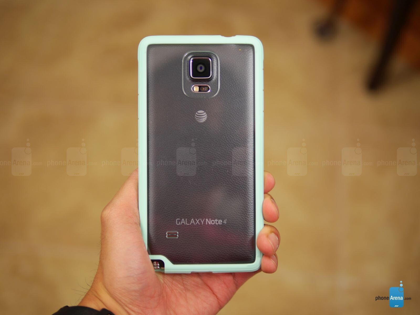 low priced a661c 53f69 Spigen Ultra Hybrid Case for Samsung Galaxy Note 4 Review / IT news ...