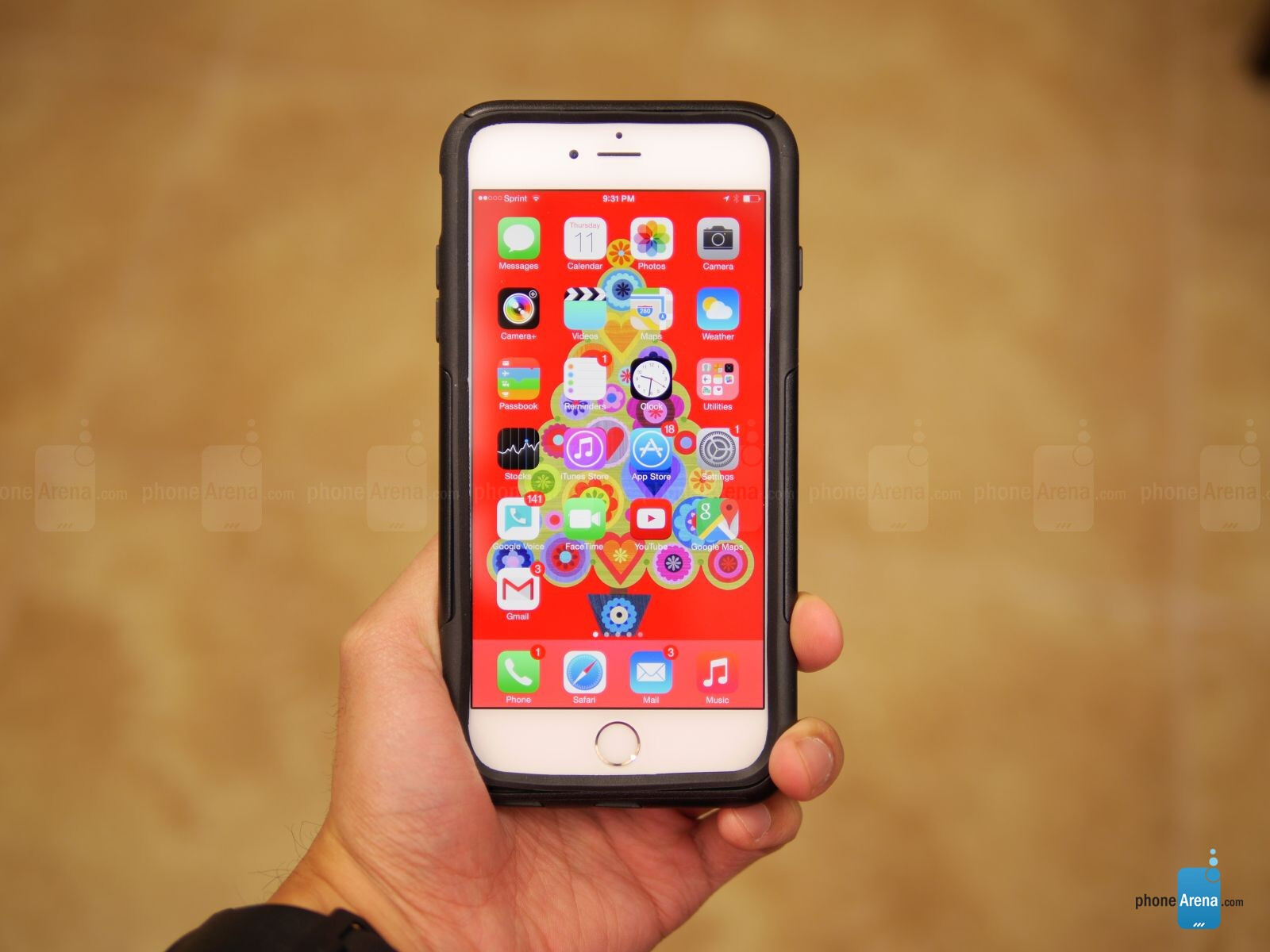 otterbox commuter iphone 6 plus otterbox commuter series for apple iphone 6 plus review 2221