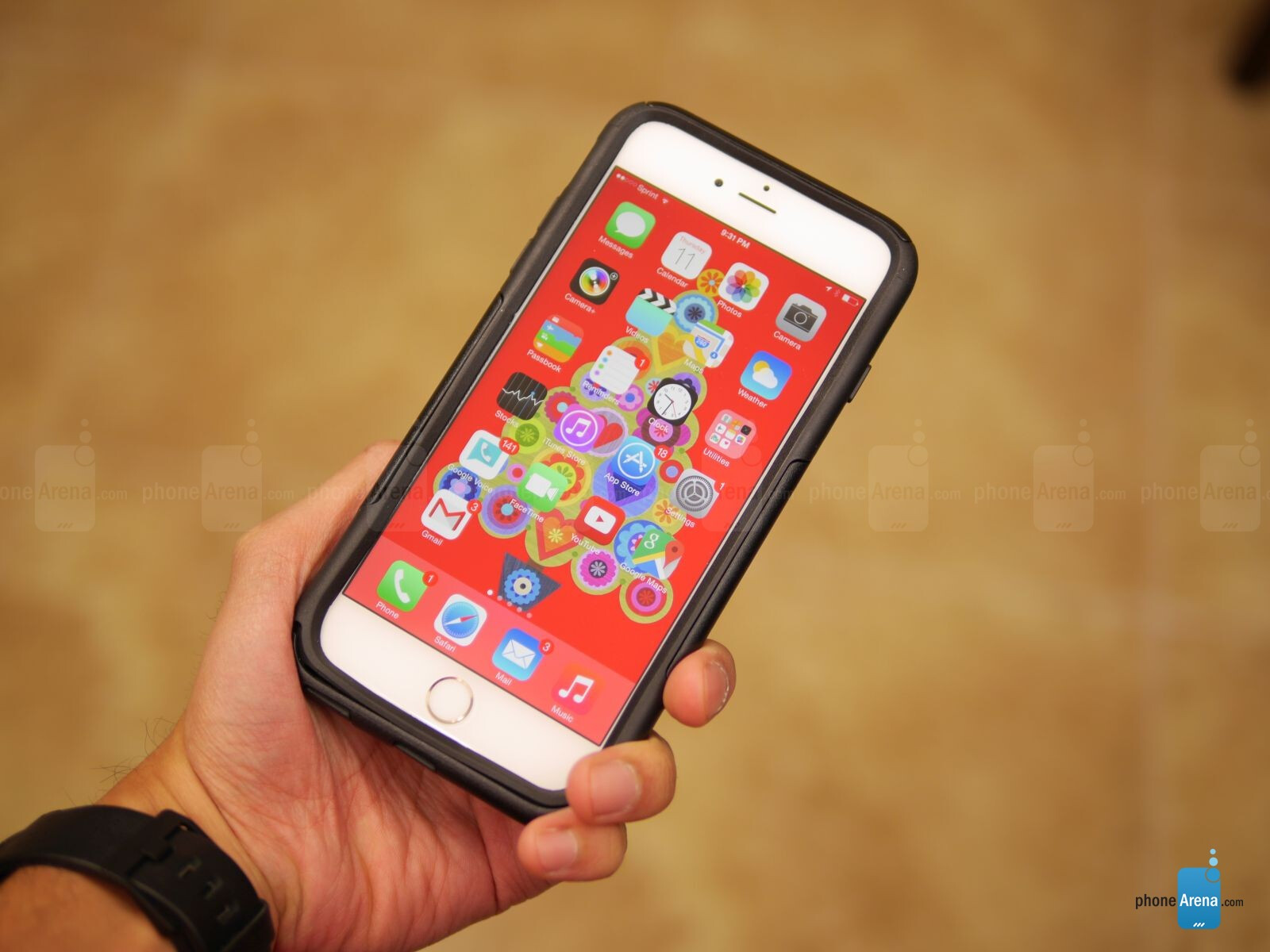 Otterbox Commuter Review Iphone  Plus