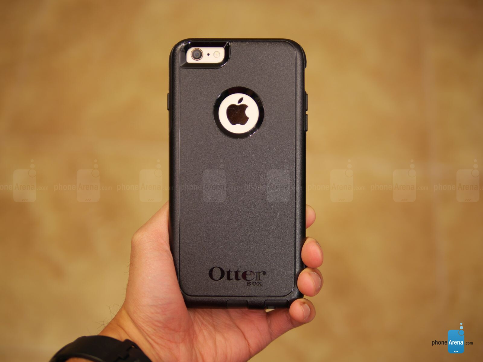 Otterbox Defender Vs Commuter >> Otterbox Commuter Series Case for Apple iPhone 6 Plus Review