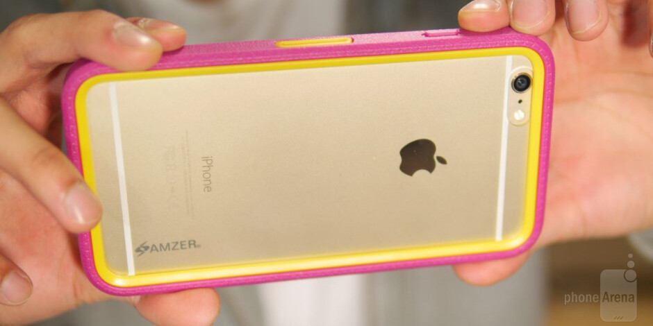Amzer Crusta for Apple iPhone 6 Plus Review