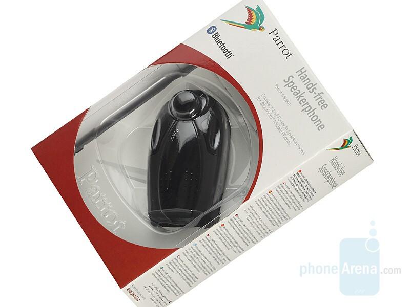 Parrot Minikit Bluetooth Speakerphone Review