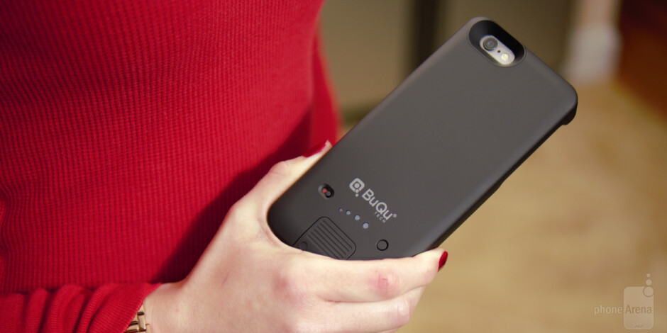 BuQu Tech PowerArmour Battery Case for Apple iPhone 6 Review