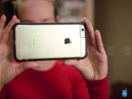 sports shoes 3a138 f4e8f Griffin Survivor Core Case for Apple iPhone 6 Plus Review - PhoneArena