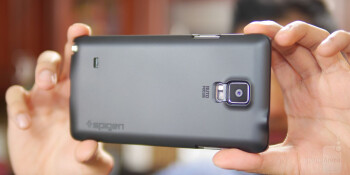 Spigen Thin Fit Case for Samsung Galaxy Note 4 Review
