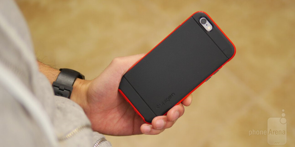 Spigen Neo Hybrid Case for Apple iPhone 6 Review
