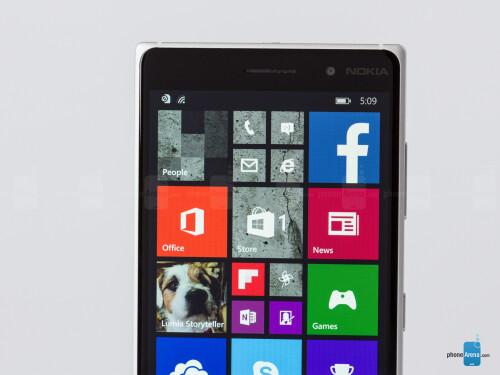 The Lumia 830
