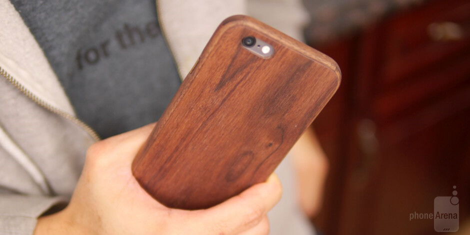 Grovemade Case for Apple iPhone 6 Review