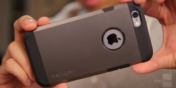 Spigen Tough Armor Case for Apple iPhone 6 Review