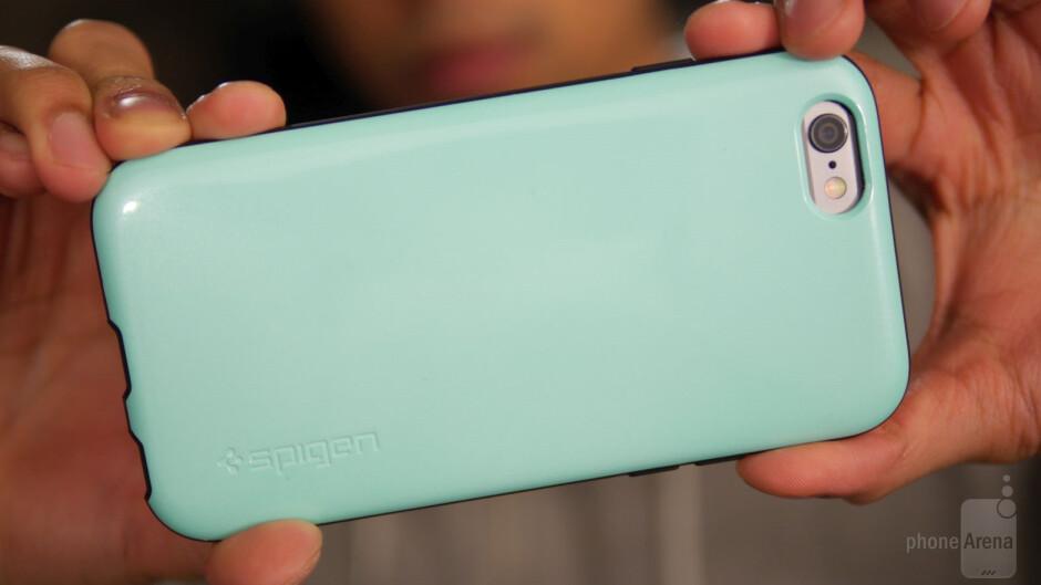 Spigen Capella Case for Apple iPhone 6 Review