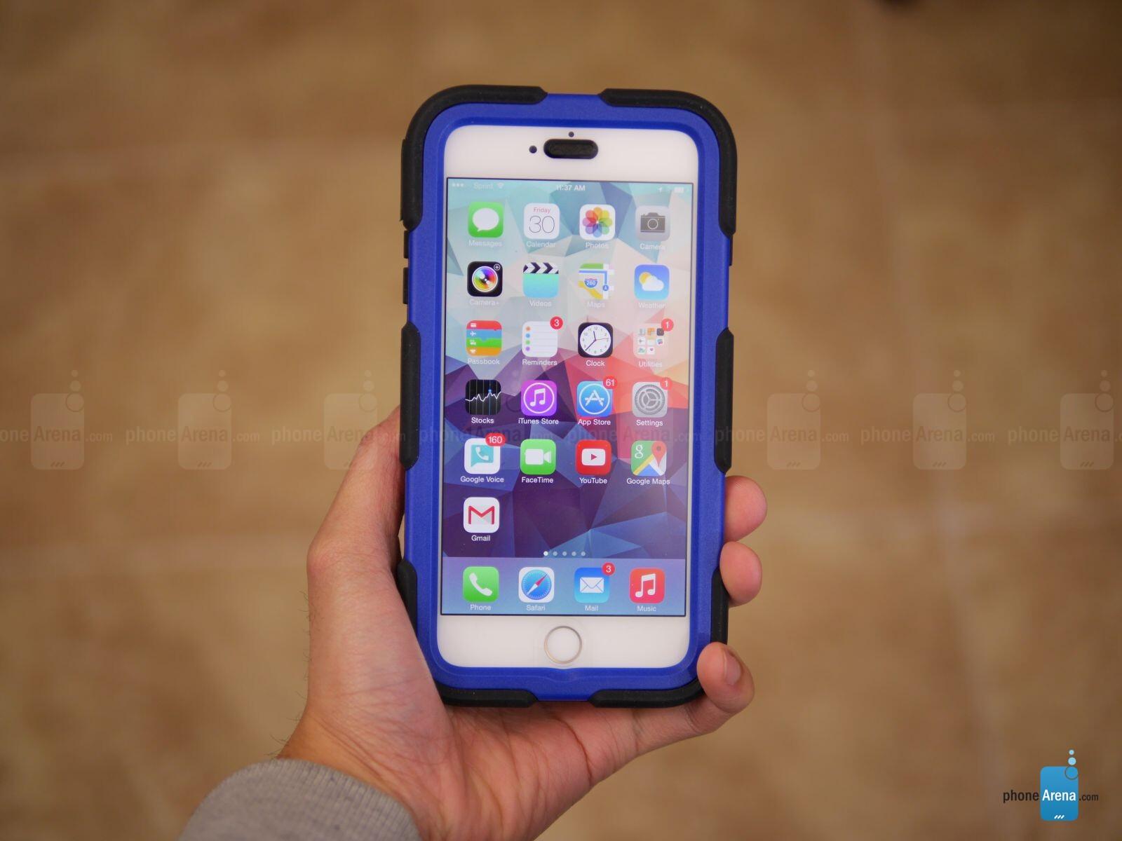 8ec699d9eac ... Griffin Survivor All-Terrain Case for Apple iPhone 6 Plus Review. image