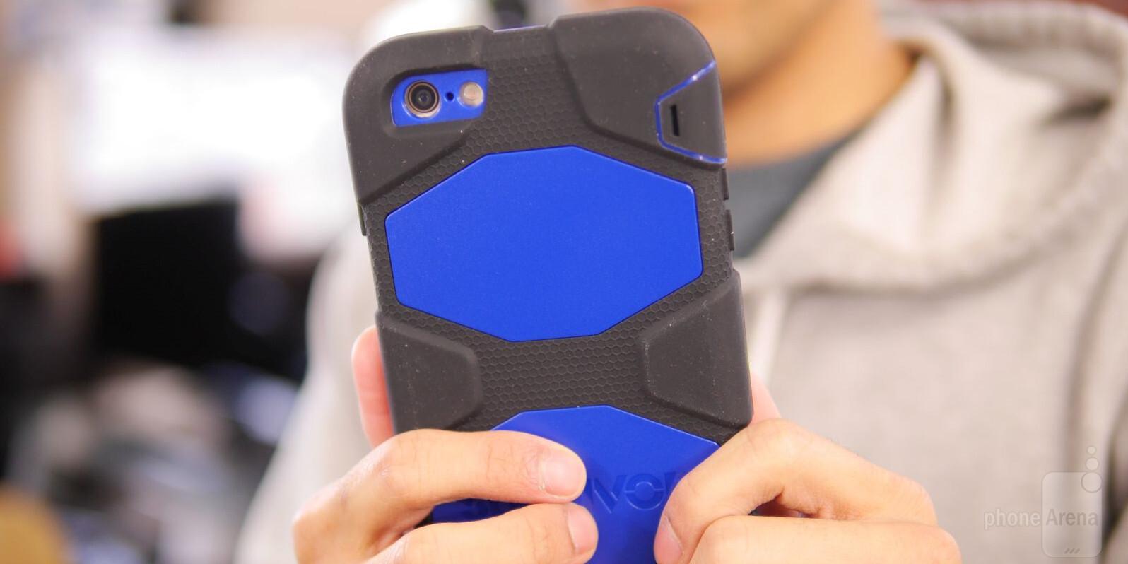 73293776ced Griffin Survivor All-Terrain Case for Apple iPhone 6 Plus Review ...