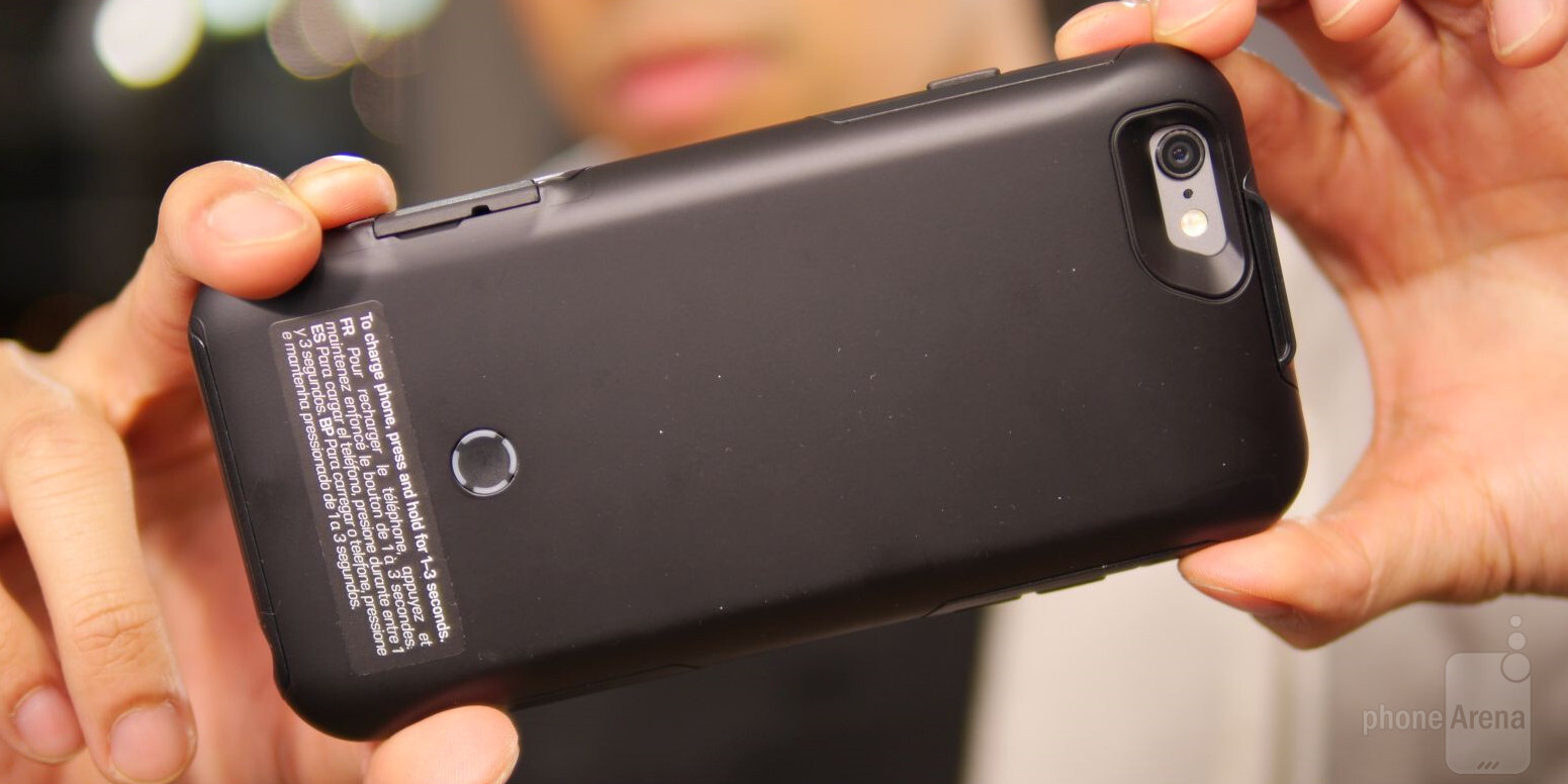 new style e174b 6fadf Otterbox Resurgence Power Case for Apple iPhone 6 Review - PhoneArena