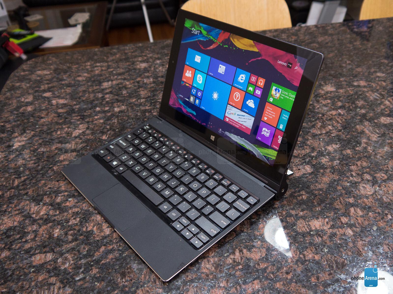 lenovo yoga tablet 2 10 1 inch windows review. Black Bedroom Furniture Sets. Home Design Ideas