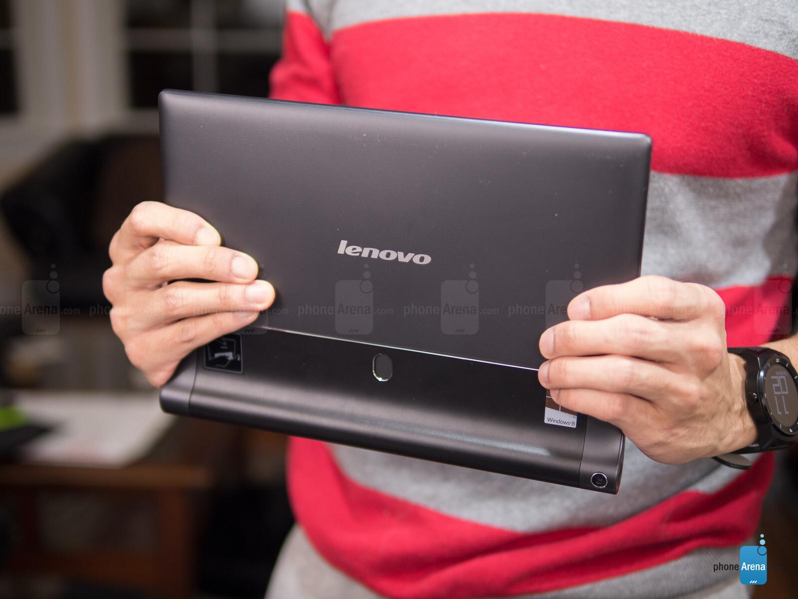 Lenovo Yoga Tablet 2 10 1-inch (Windows) Review - PhoneArena