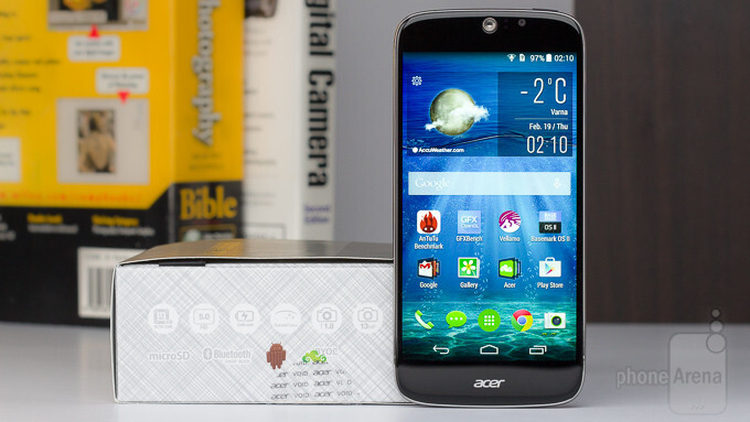Acer Liquid Jade S Review