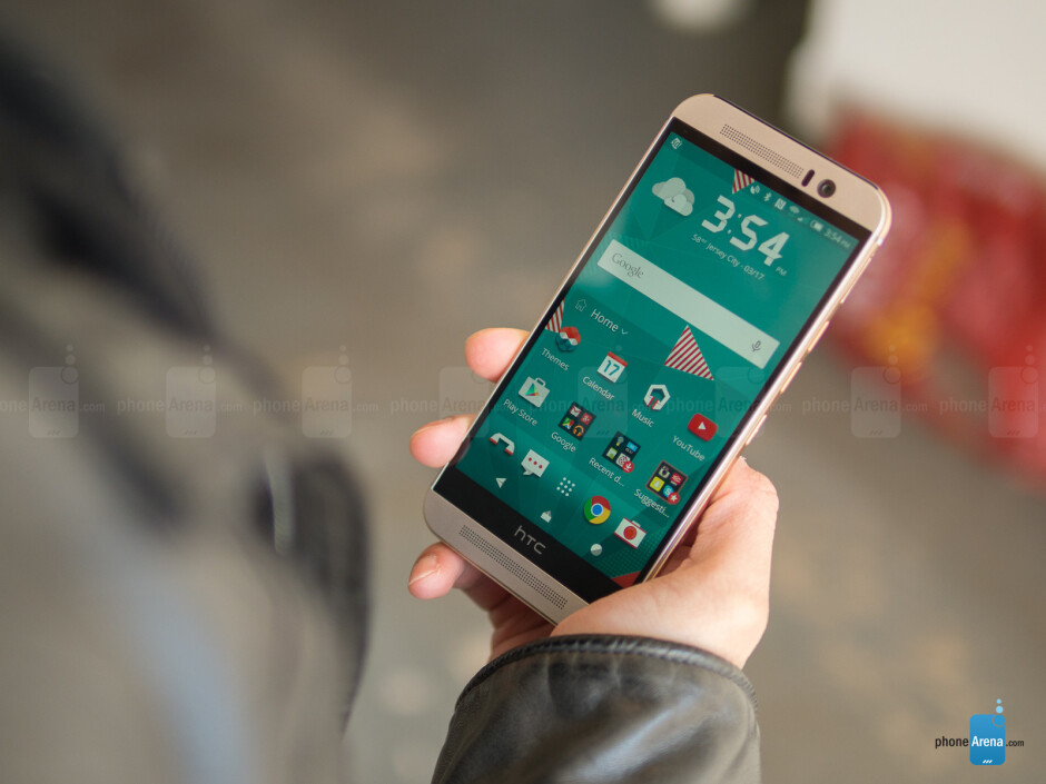 HTC One M9 Review