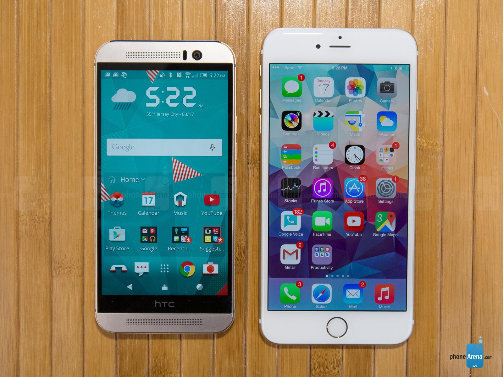 Samsung galaxy note 5 vs htc one m9 plus a comparison - Samsung Galaxy Note 5 Vs Htc One M9 Plus A Comparison 33