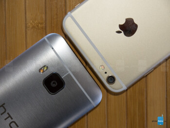 HTC One M9 vs Apple iPhone 6 Plus