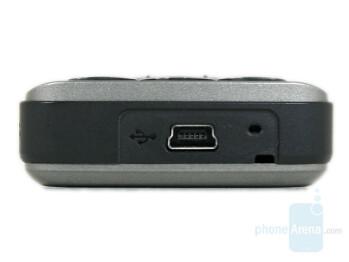 miniUSB port - HP iPAQ 510/514 Voice Messenger Review