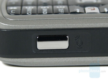 Right side - HP iPAQ 510/514 Voice Messenger Review