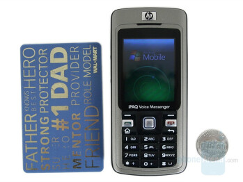 from left to right and top to bottom - Toshiba G500, iPAQ 500, HTC TyTN - HP iPAQ 510/514 Voice Messenger Review