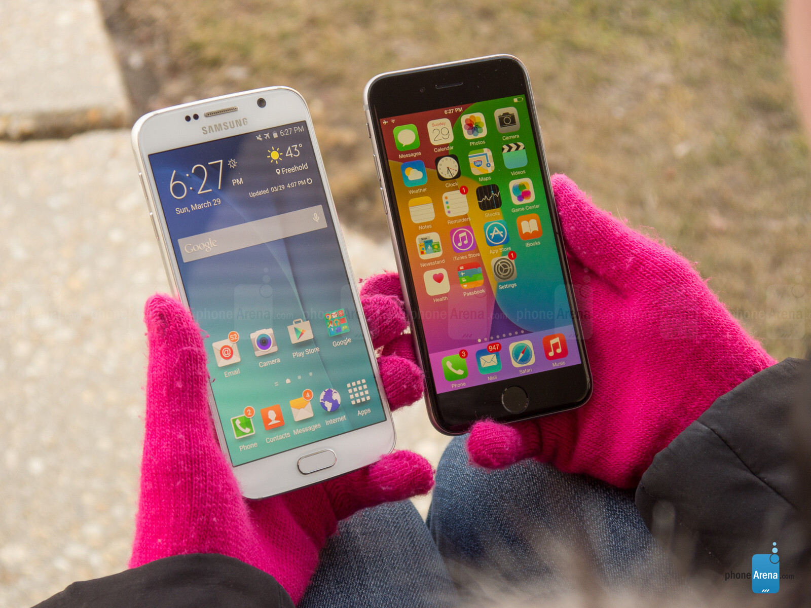 all the iphones samsung galaxy s6 vs apple iphone 6 3971