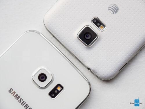 Samsung Galaxy S6 edge vs Samsung Galaxy S5