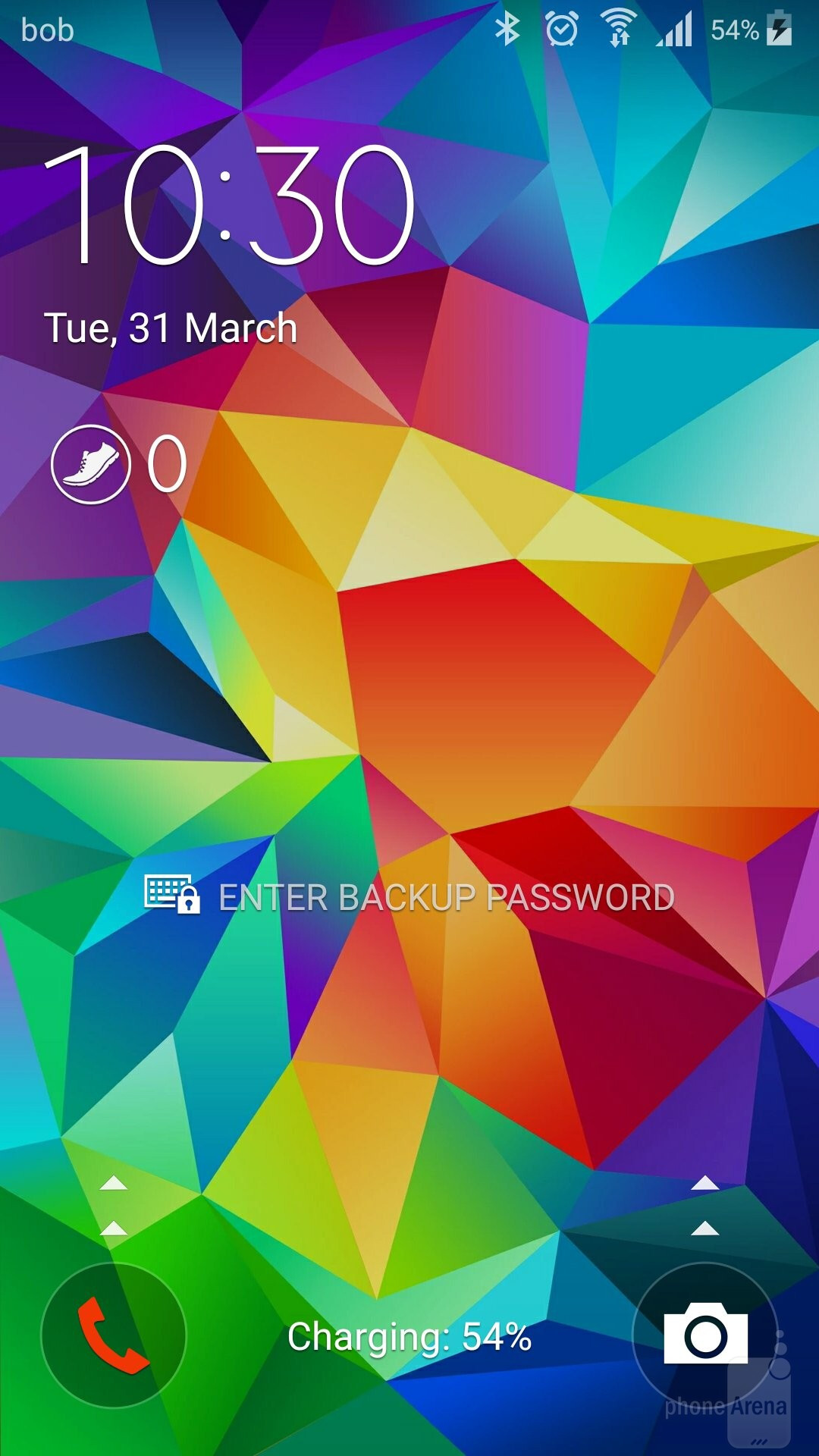 how to clean touchwiz s6