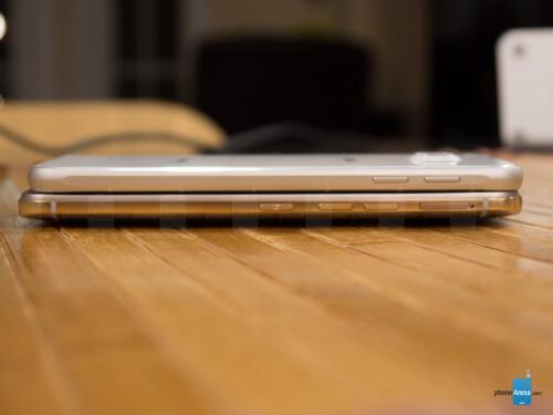 Samsung Galaxy S6 vs HTC One M9