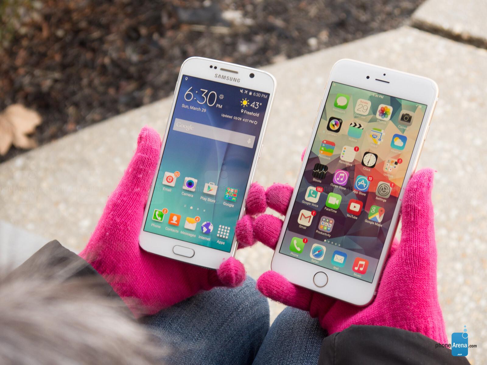 S6 Iphone
