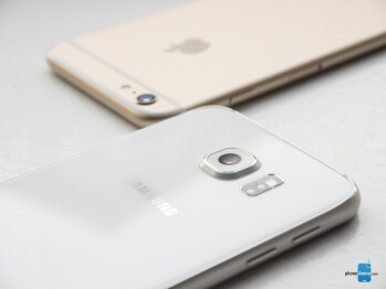 Samsung Galaxy S6 vs Apple iPhone 6 Plus
