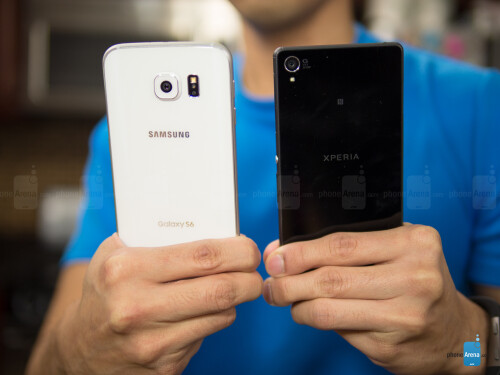 Samsung Galaxy S6 vs Sony Xperia Z3