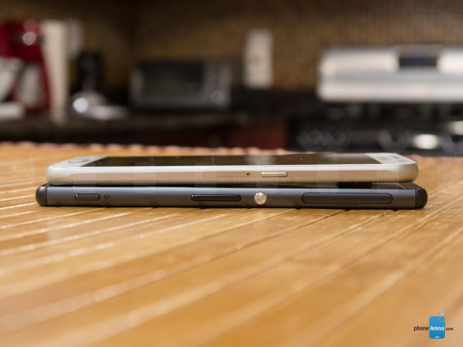 Samsung Galaxy S6 vs Sony Xperia Z3