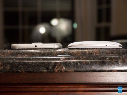 Samsung Galaxy S6 vs LG G3