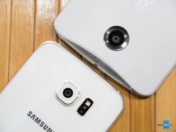 Samsung Galaxy S6 vs Google Nexus 6