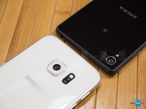 Samsung Galaxy S6 edge vs Sony Xperia Z3