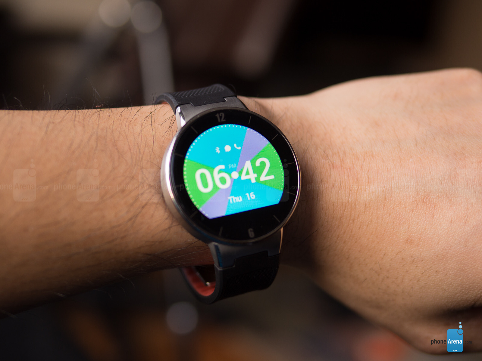 Mobileunbounded: Alcatel OneTouch Watch review