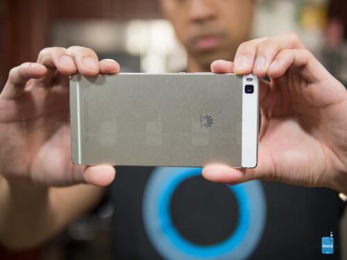 Huawei P8 Review