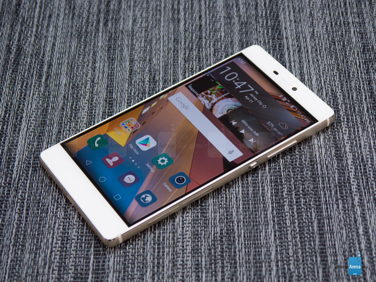 Huawei P8 Review - PhoneArena
